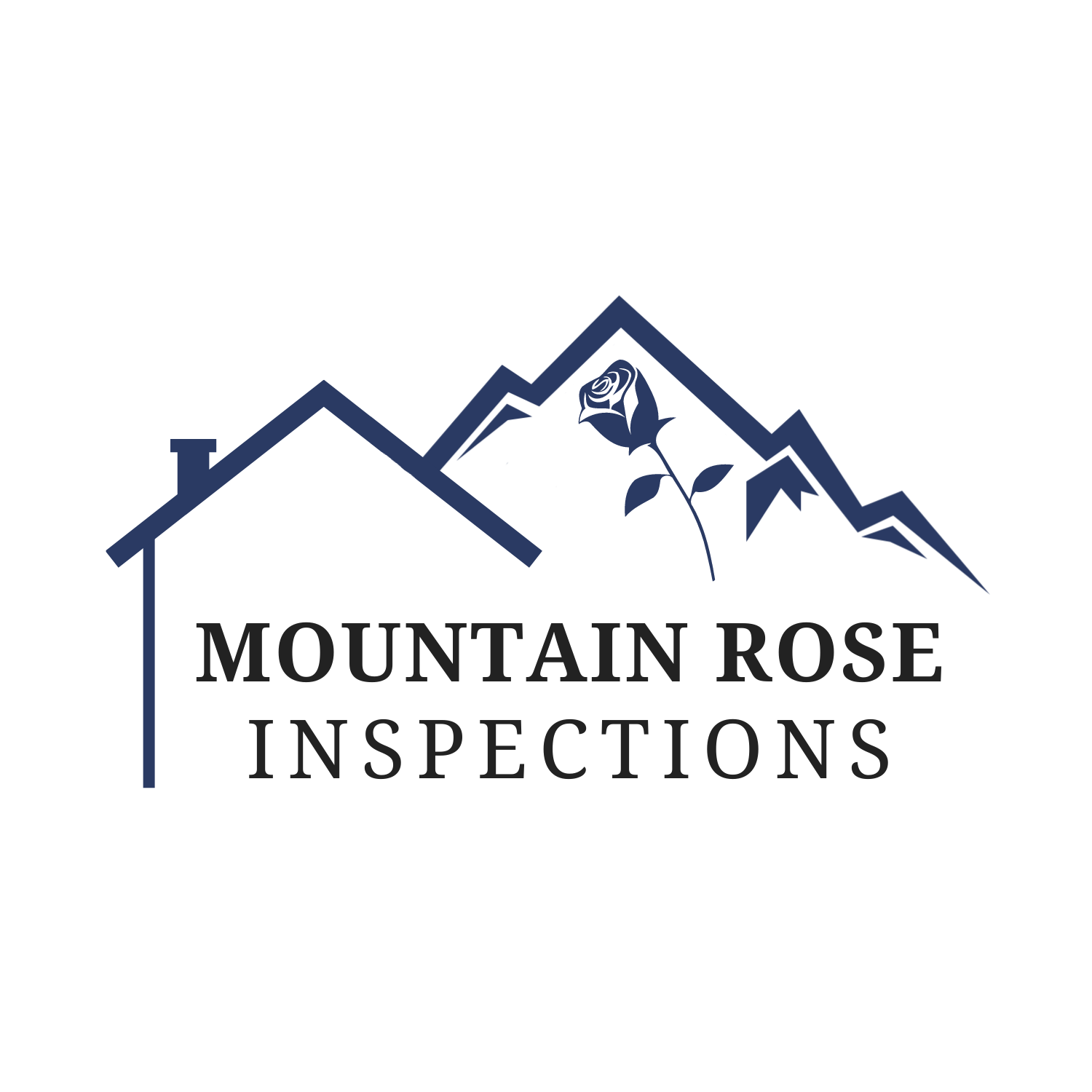 Mountain Rose Inspections Logo