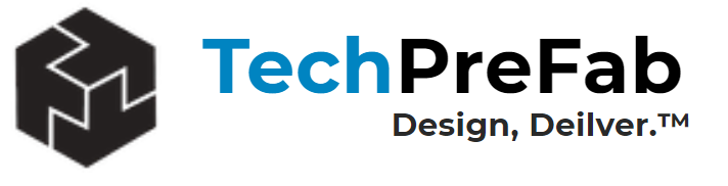 TechPrefab Inc Logo