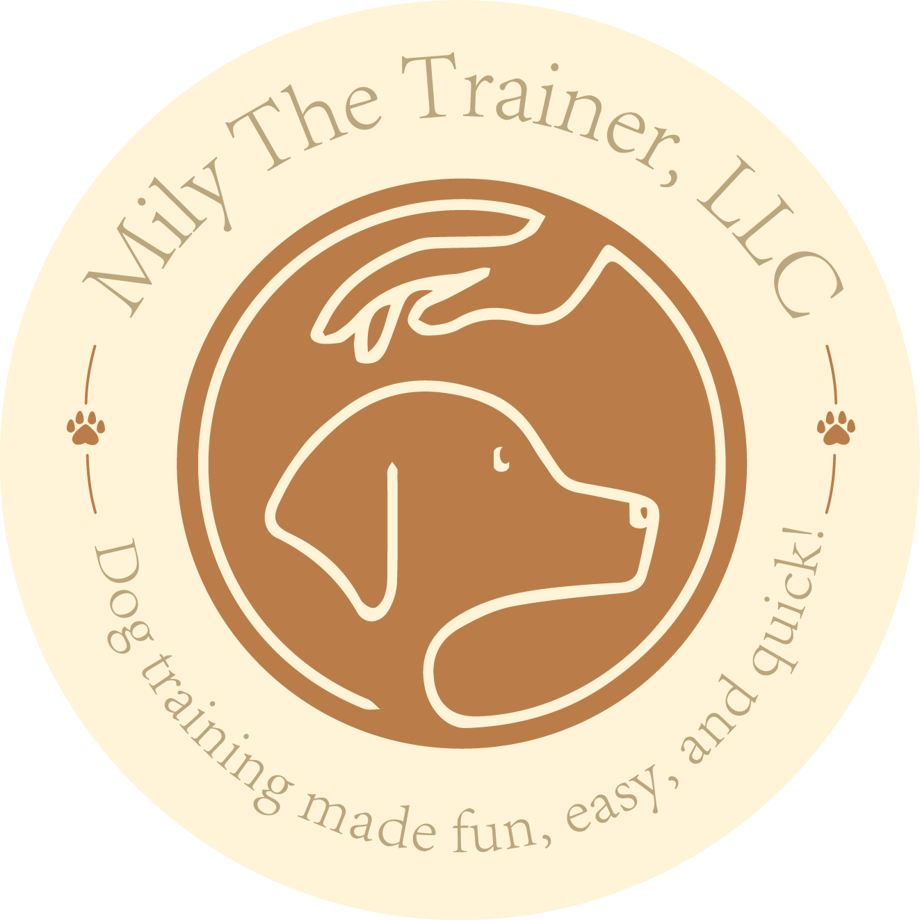 Mily The Trainer Logo