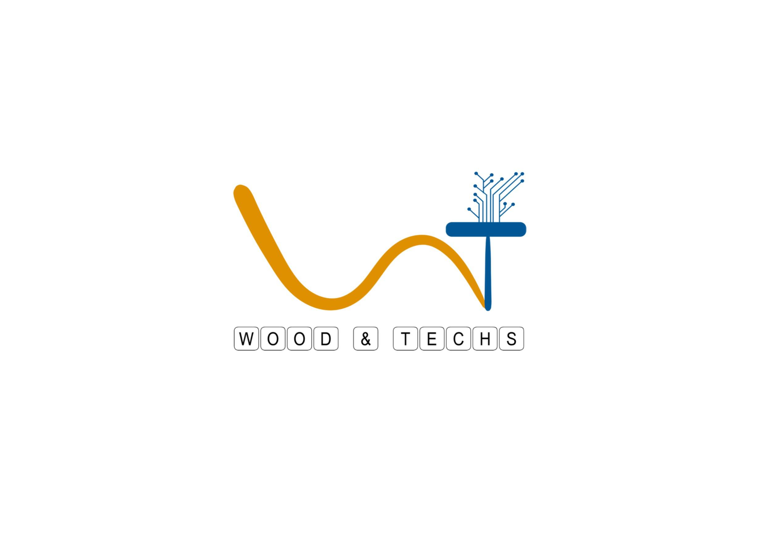 Wood and Techs Logo