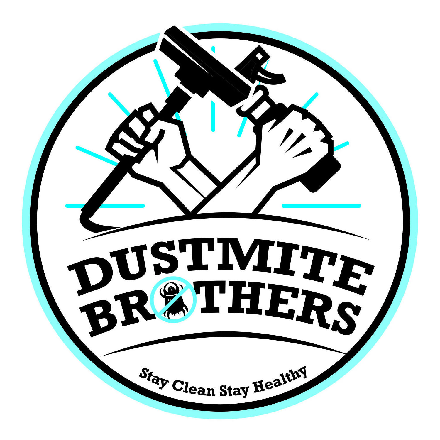 Dustmite Brothers Enterprise Logo