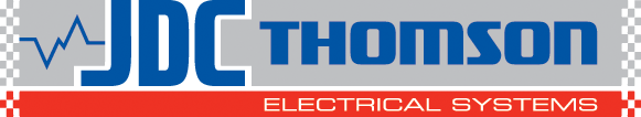 JDC Thomson Electrical Systems  Logo