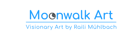 Moonwalk Art Logo