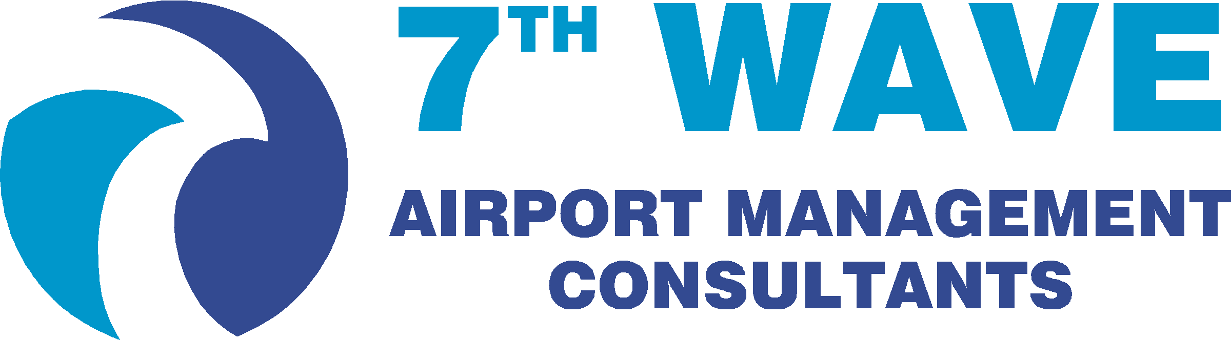 7th Wave Airports Logo