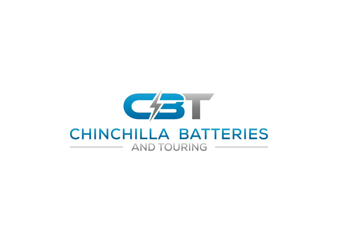 Chinchilla Batteries and Touring Logo
