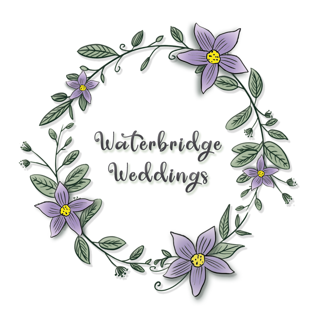 Waterbridge Weddings Logo