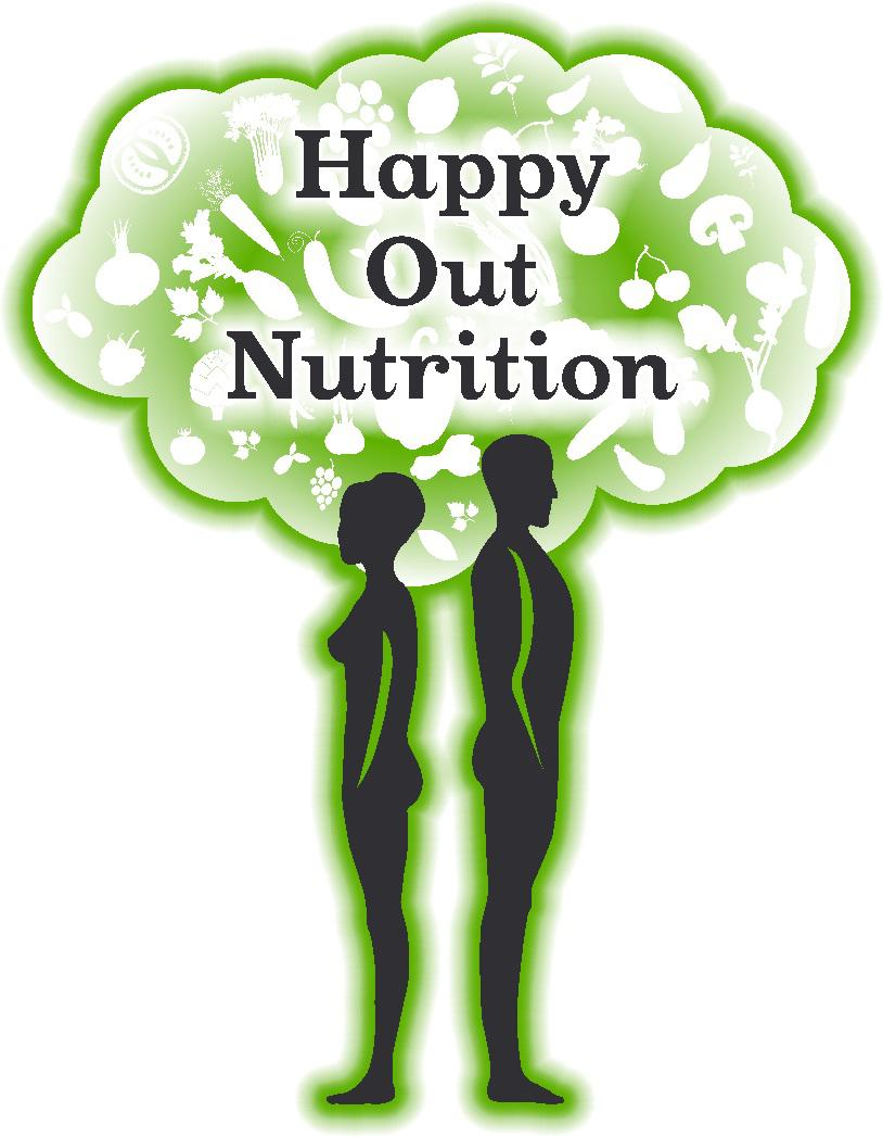 Happy Out Nutrition Logo
