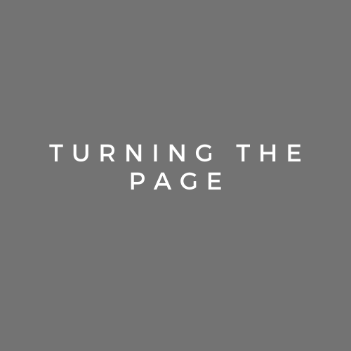 Turning The Page Logo