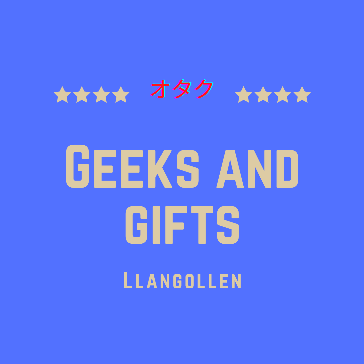 Geeks and gifts Logo