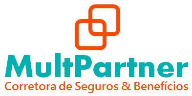 MultPartner Corretora de Seguros e Beneficios Logo