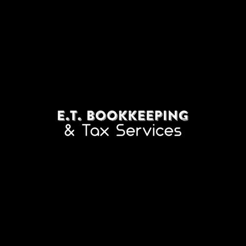E.T. Bookkeeping & Tax Services Logo