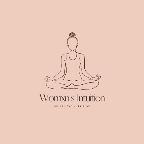 Womxn's Intuition Logo