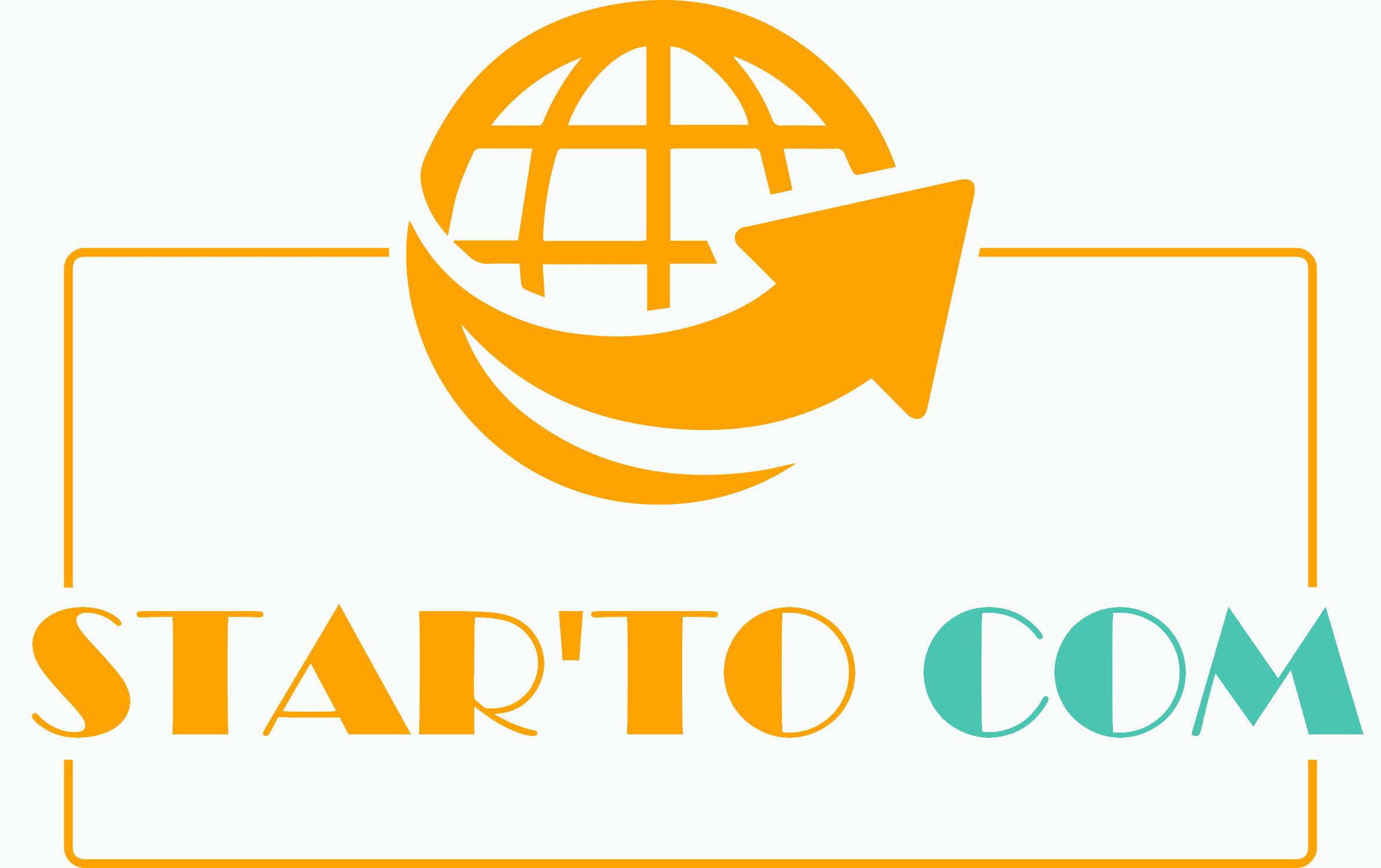 STAR'TO COM Logo