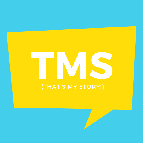 That's My Story Logo