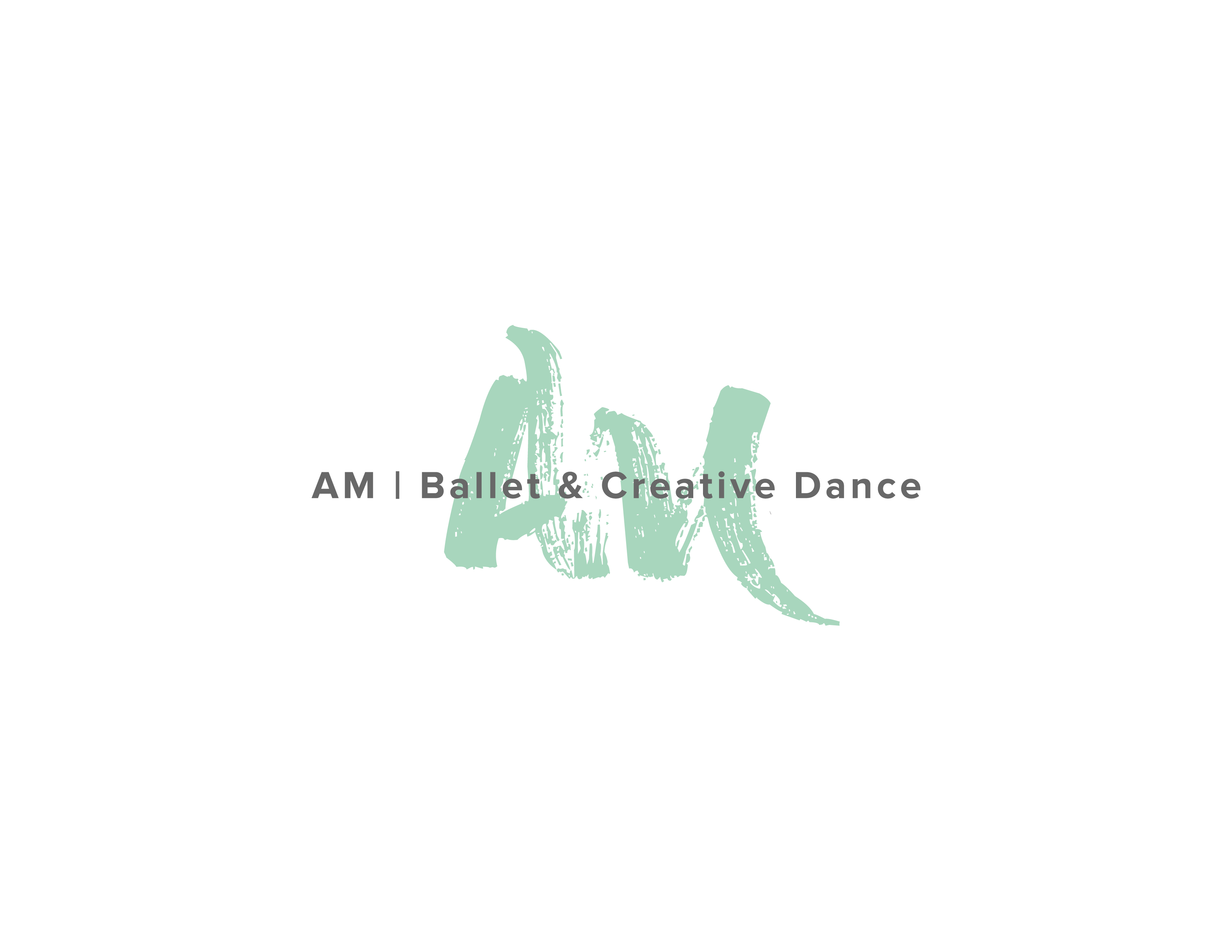 AM Creative Dance Logo