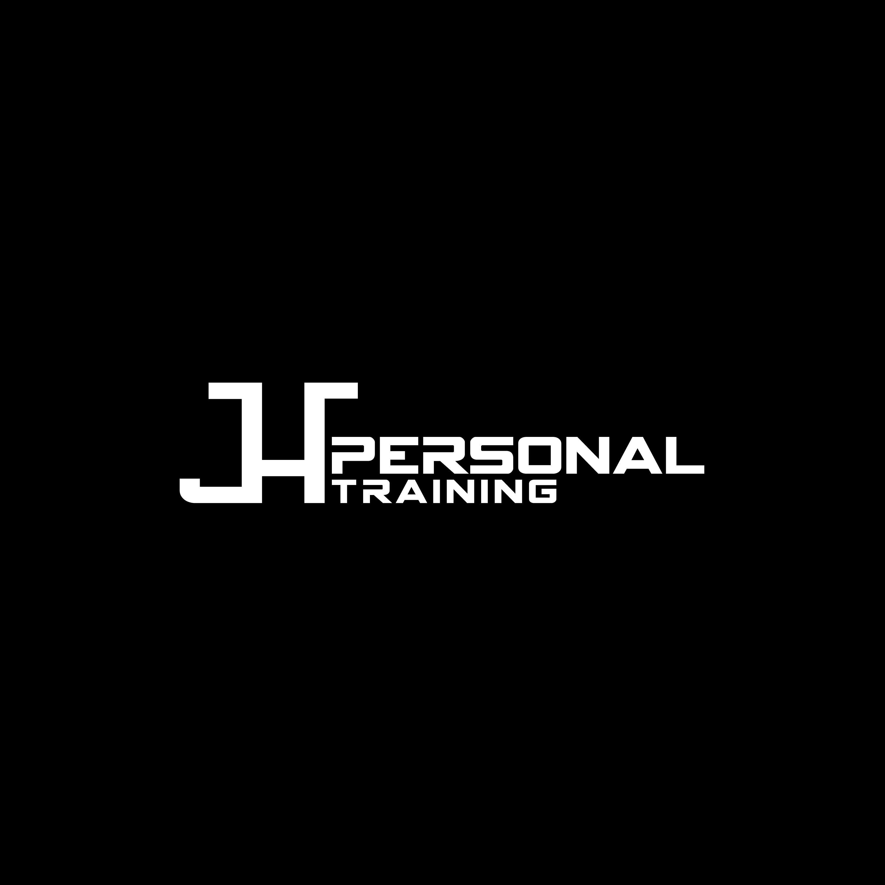 JH Personal Training  Logo