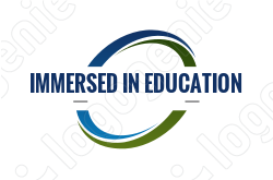 Immersed In Education Logo