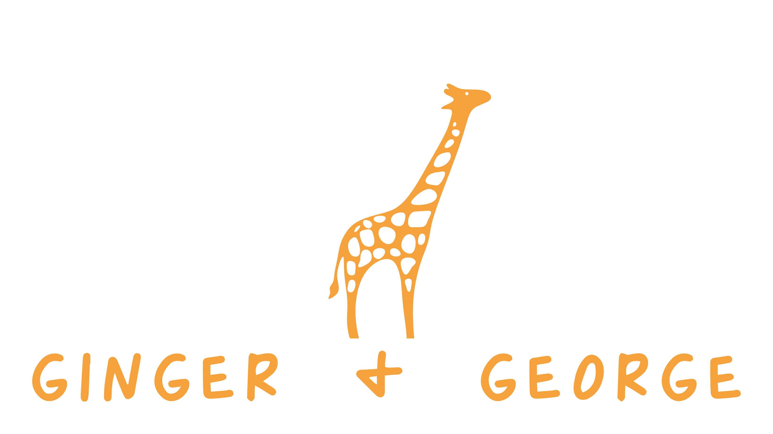 Ginger and George Logo
