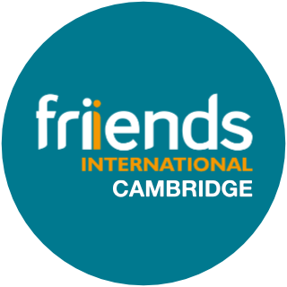 Friends International Cambridge Logo