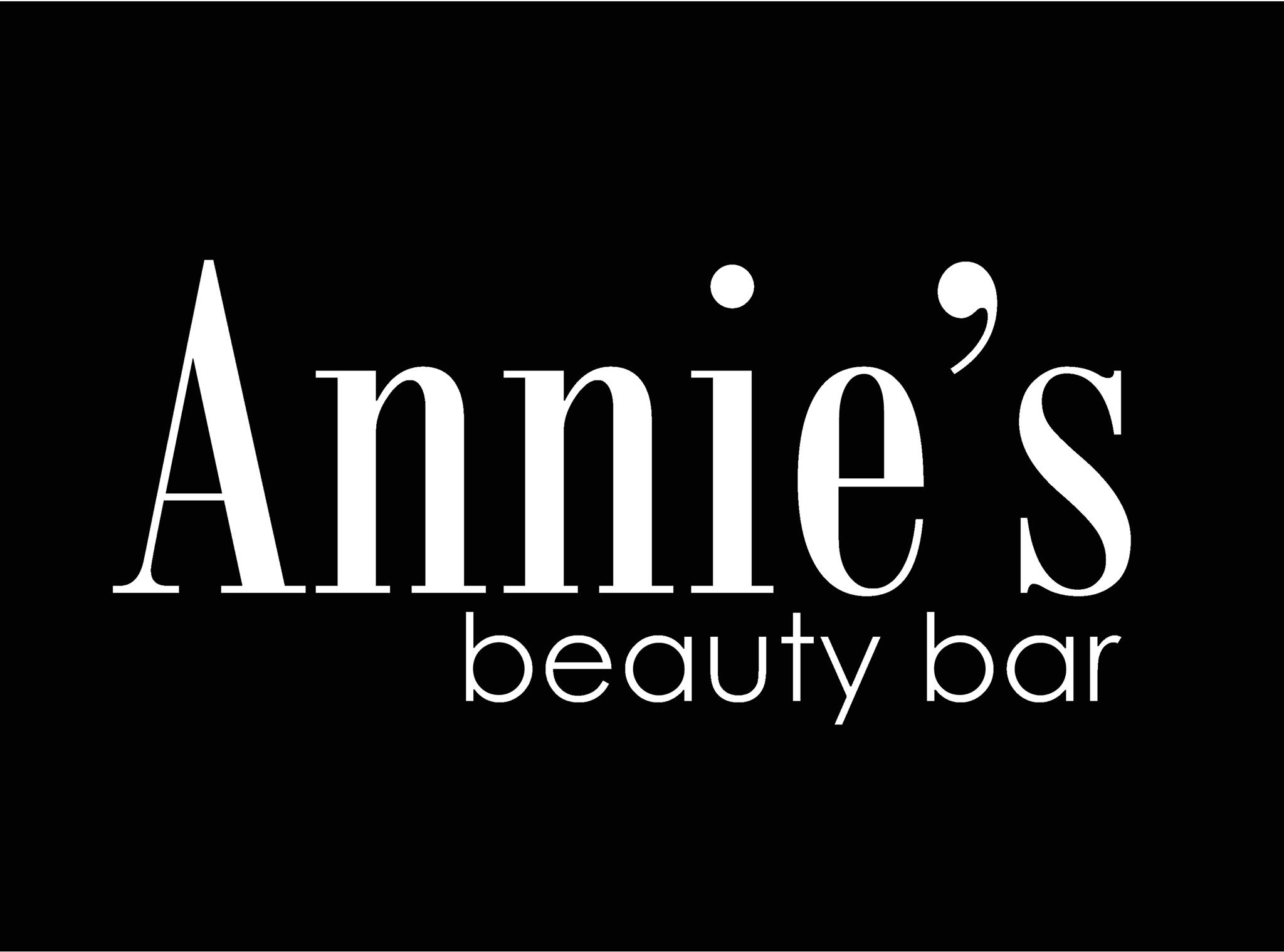 Annie's beauty bar Logo