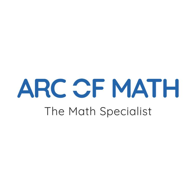 Arc of Math Logo