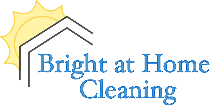 Bright at Home Cleaning Logo