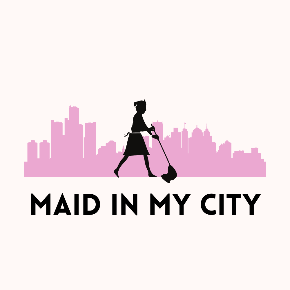 Maid In My City Logo