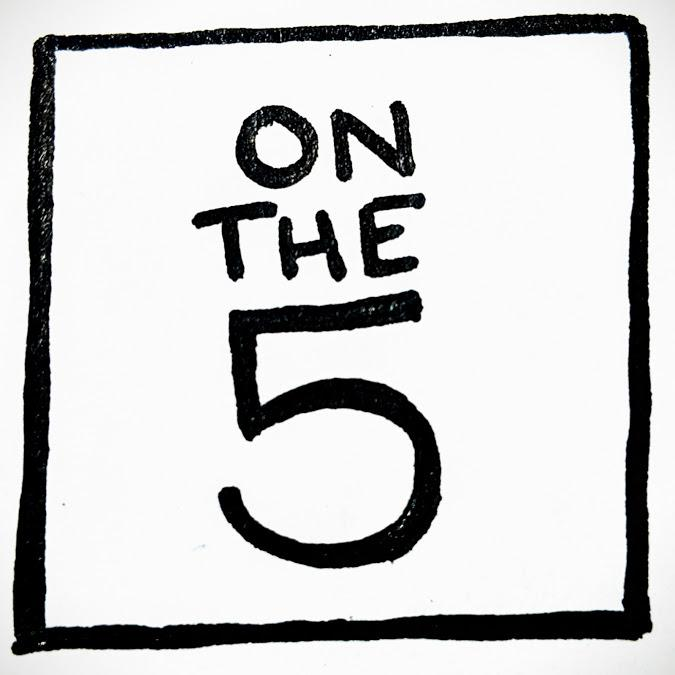 On The 5 Logo