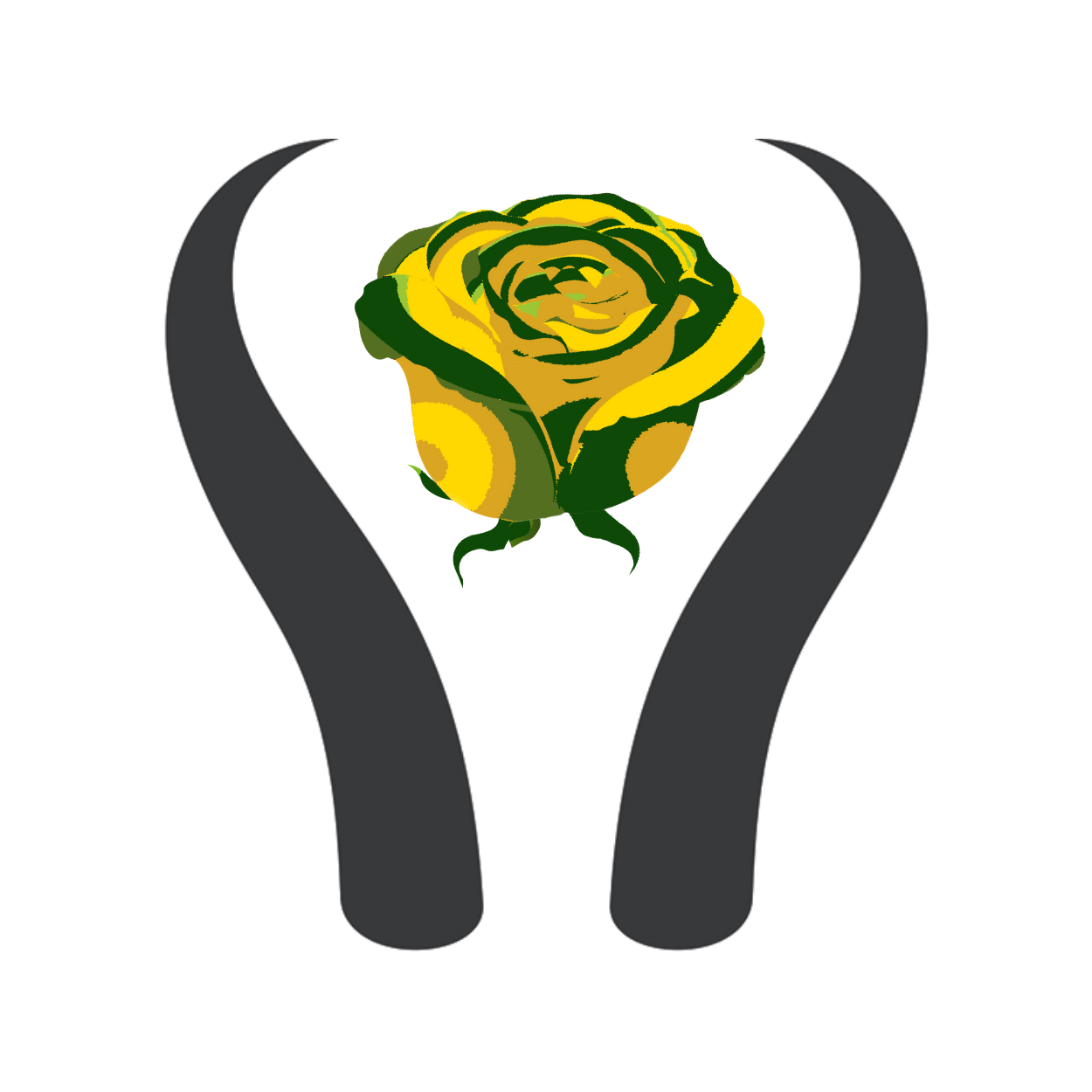 The Bok and Rose South African Shop Logo