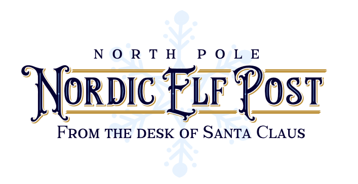 Nordic Elf Post Logo