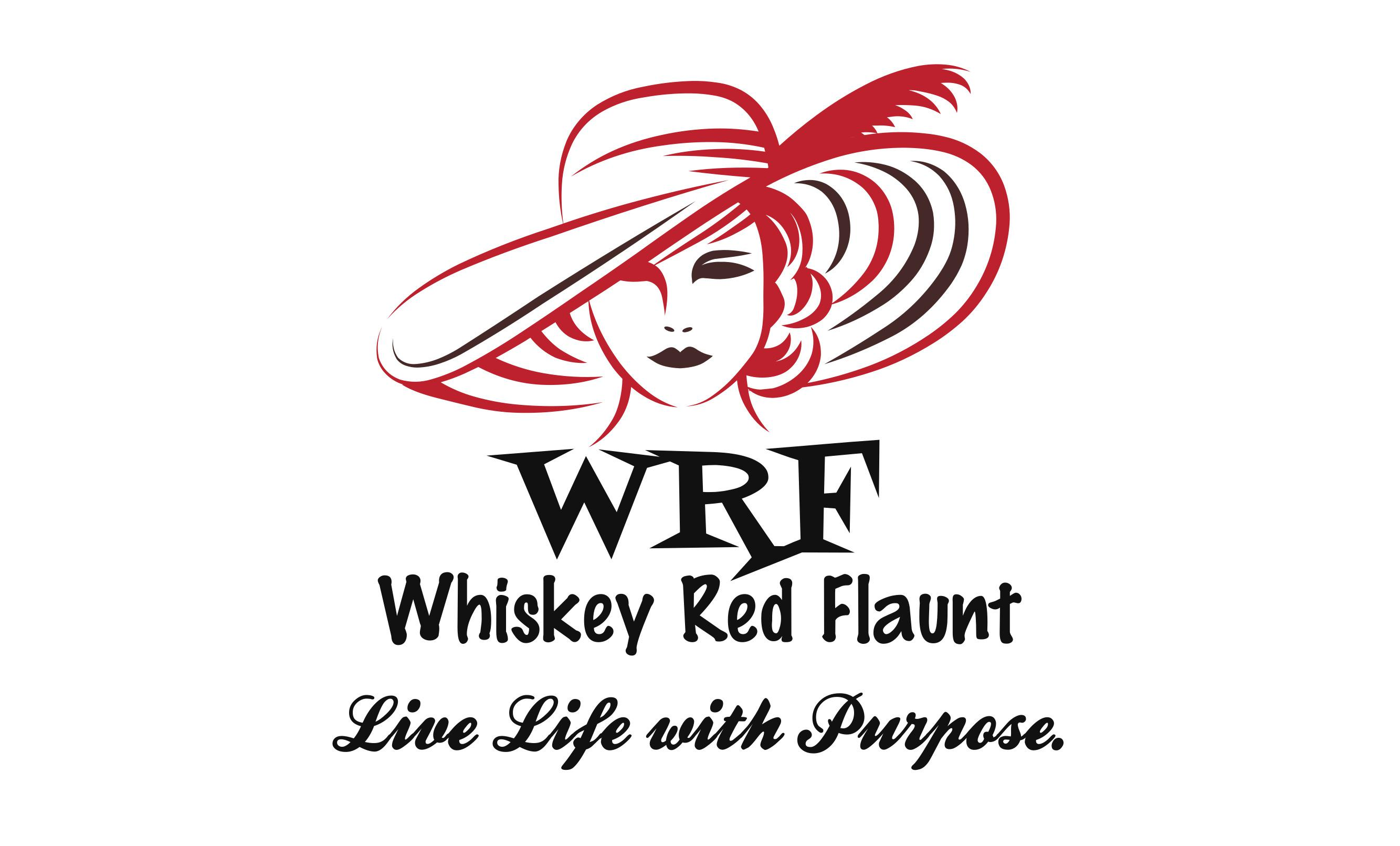 Whiskey Red Flaunt, LLC Logo