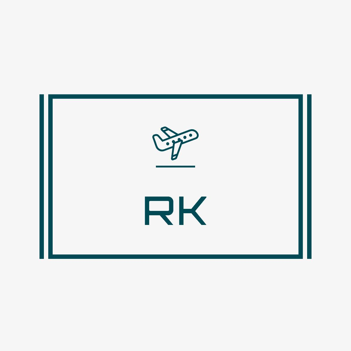 RK Career Solutions Logo