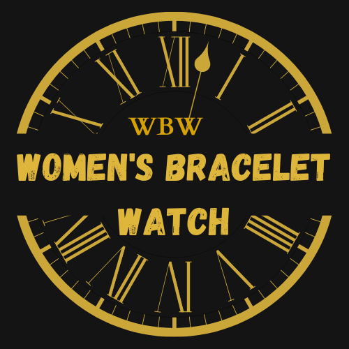 Women Bracelet Watch Logo
