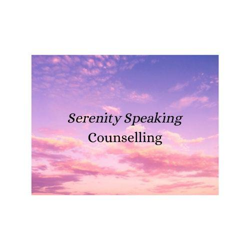 Serenity Speaking Logo