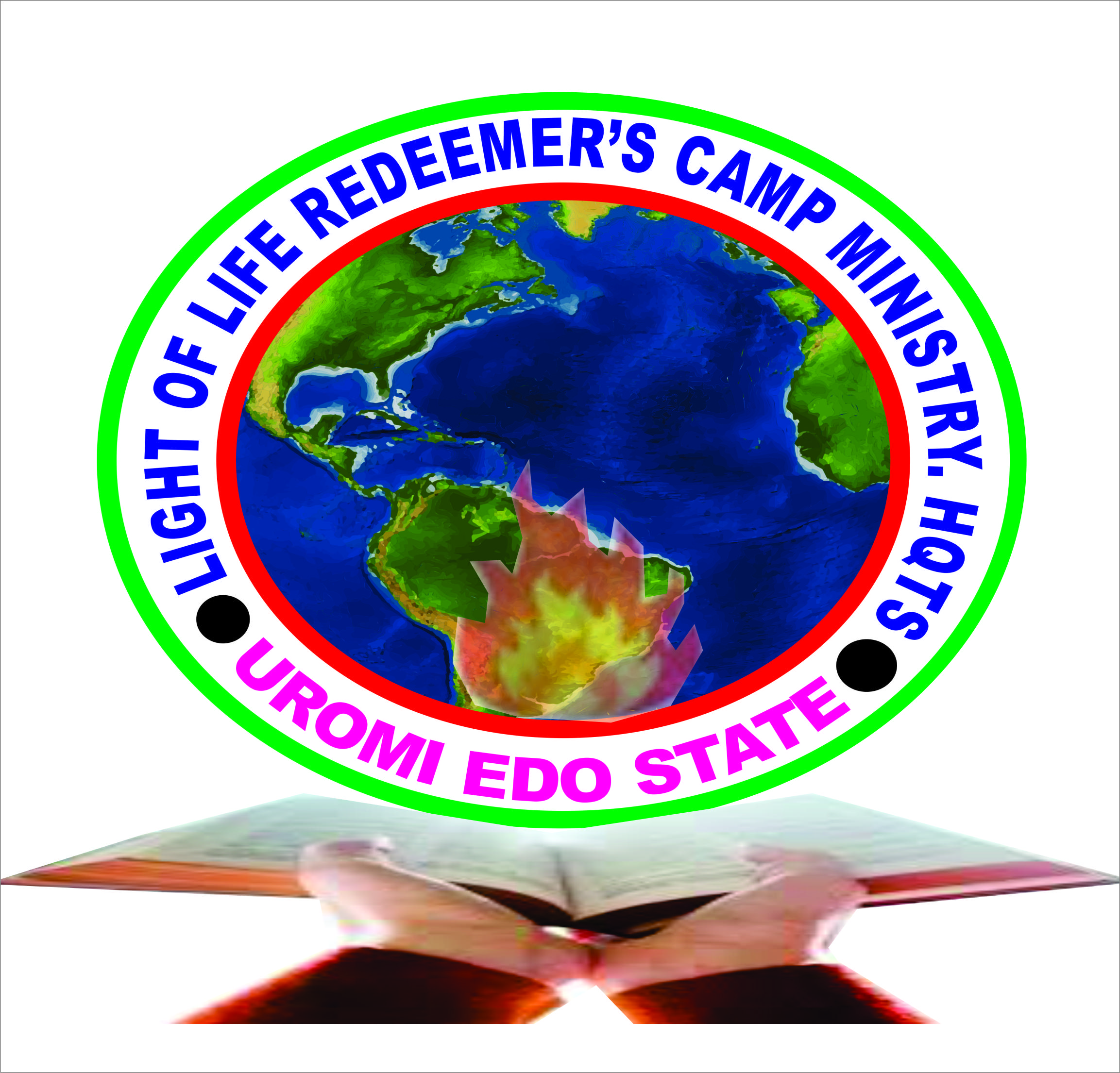 light of life redeemers camp ministry Logo