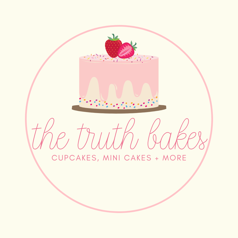 the truth bakes Logo