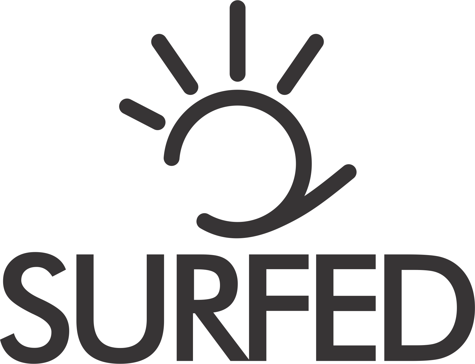 Surfed Logo
