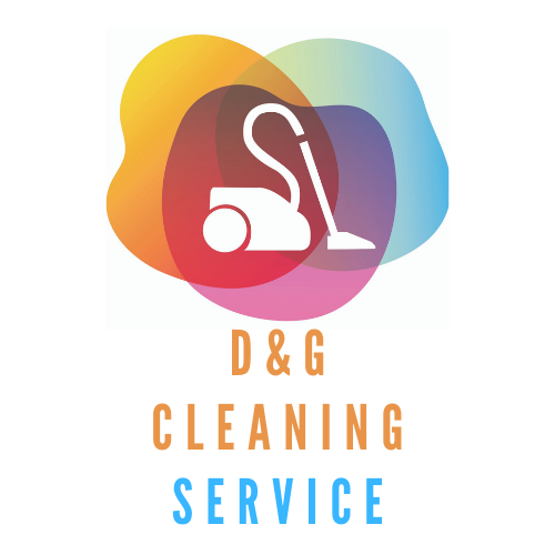 D&G Cleaning Service Logo