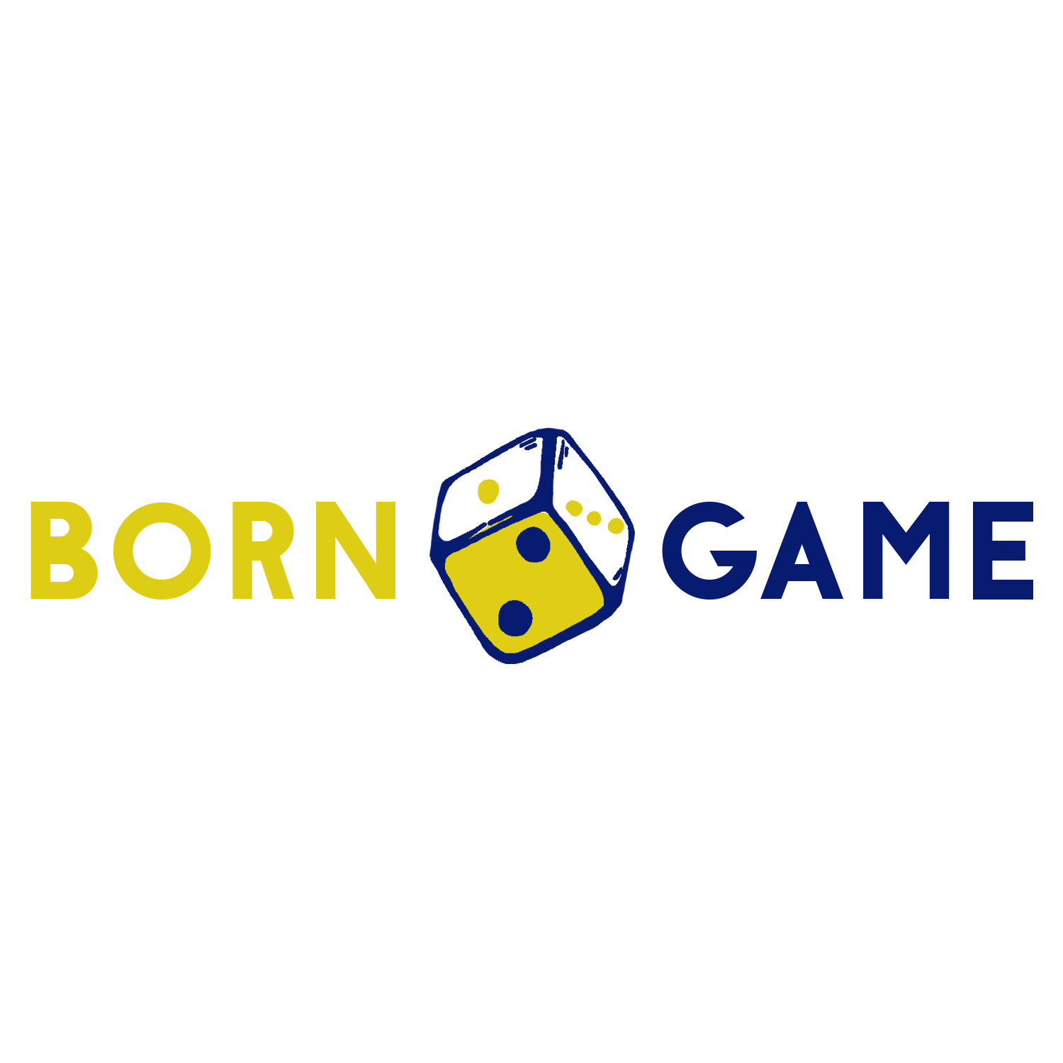 Born 2 Game Logo
