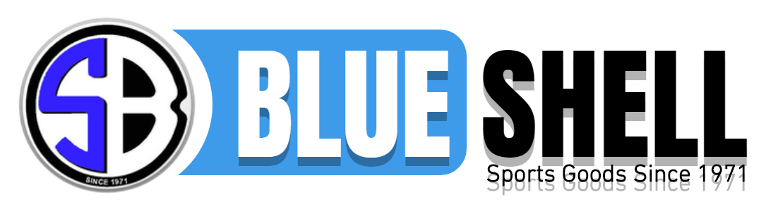 Blue Shell sporting goods Logo