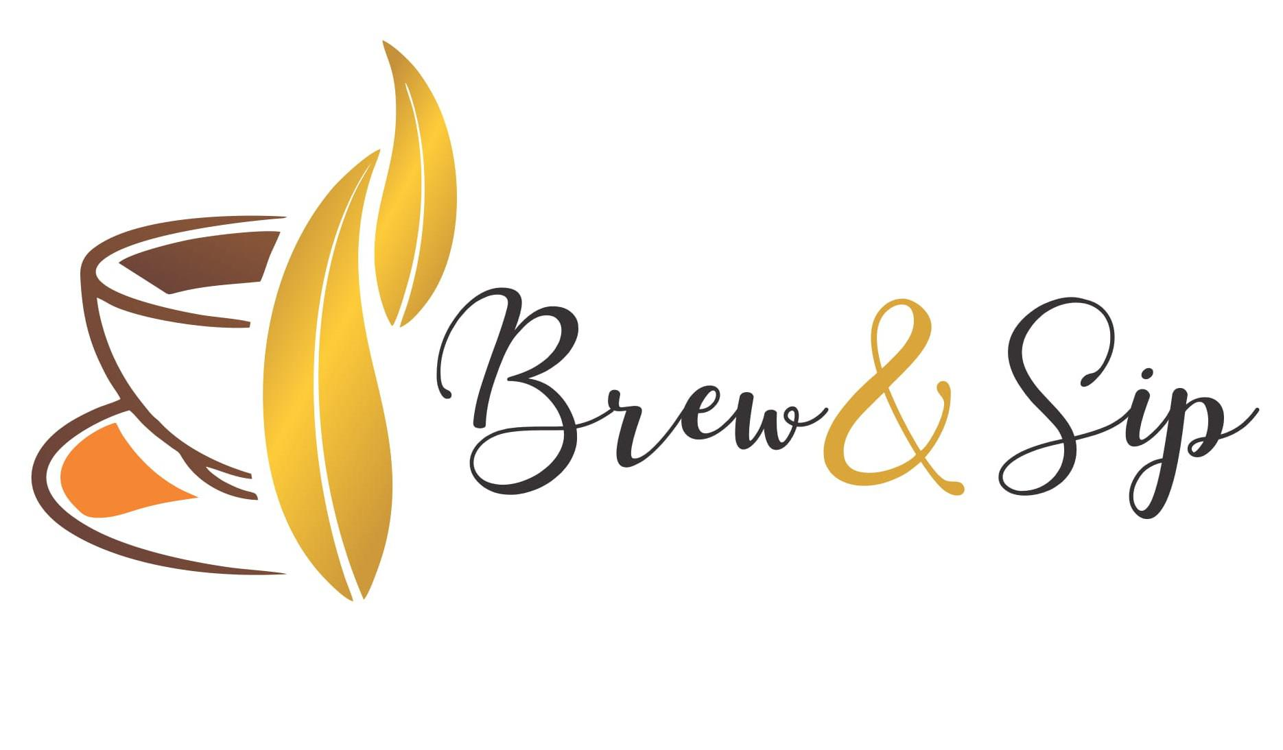 The Brew and Sip Tea Company Logo