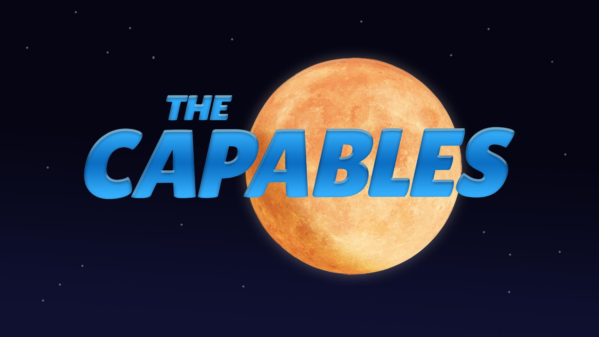 The Capables | Children's Book Series Logo