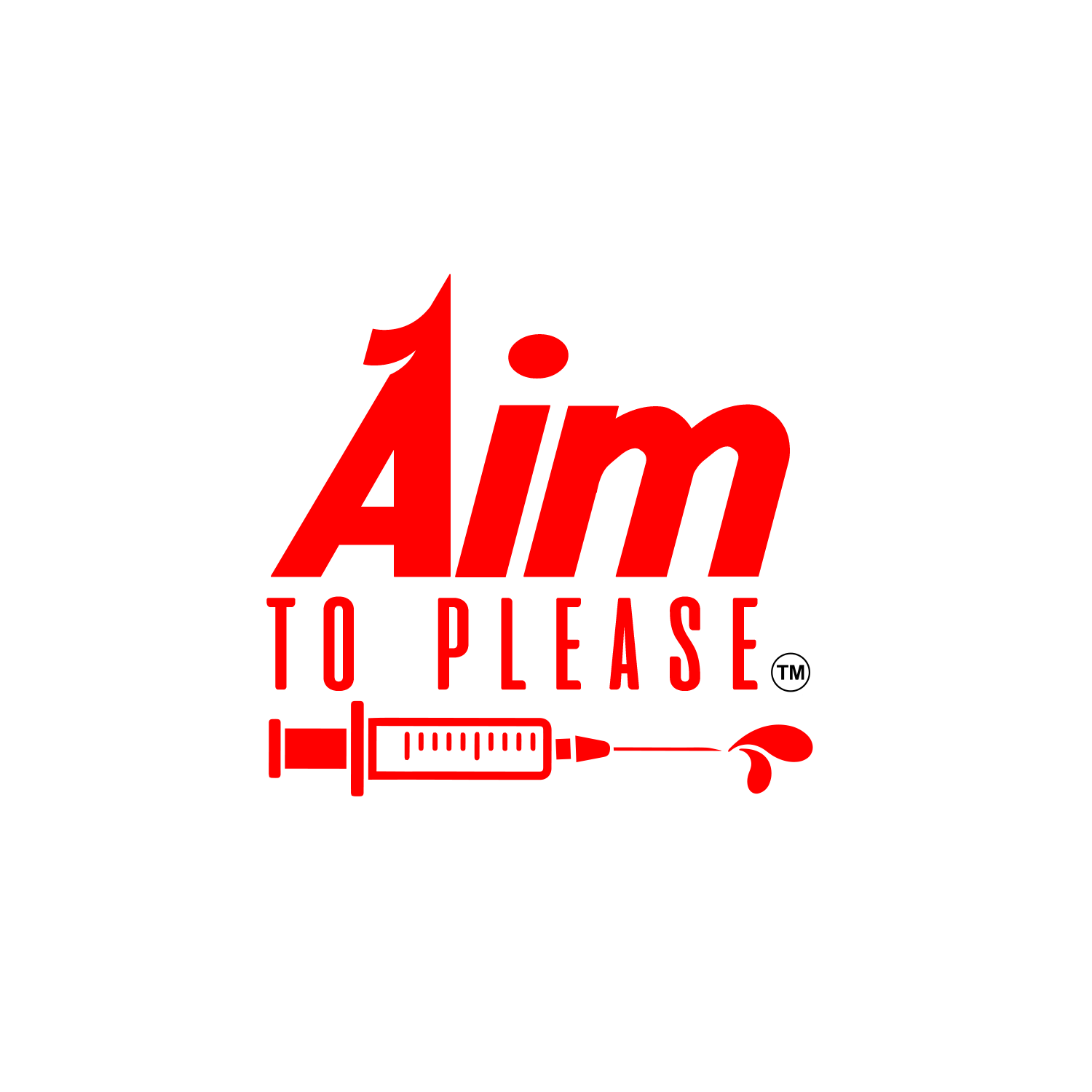 Aim To Please Mobile Phlebotomy Service Logo