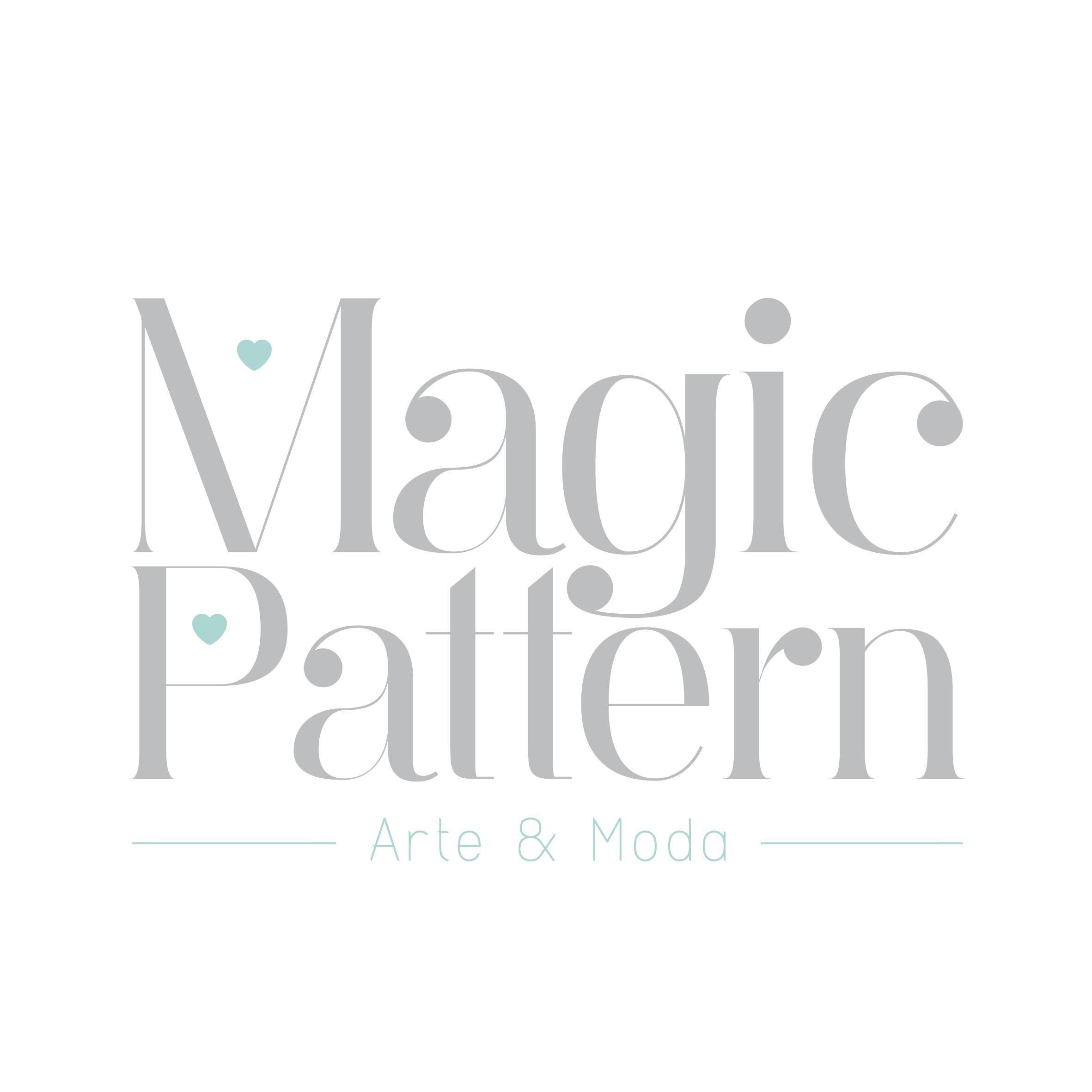 MAGIC PATTERN ARTE Y MODA Logo