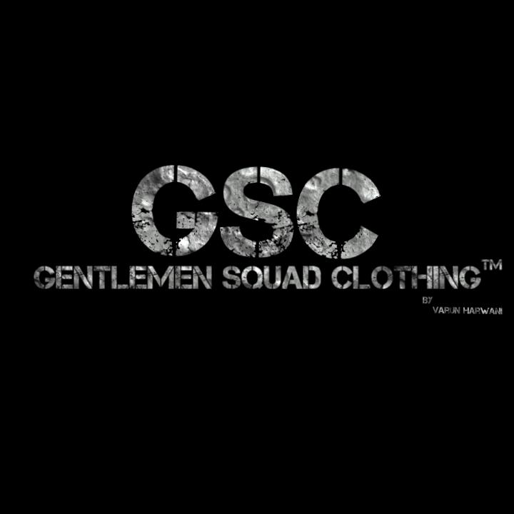 GENTLEMEN SQUAD CLOTHING Logo