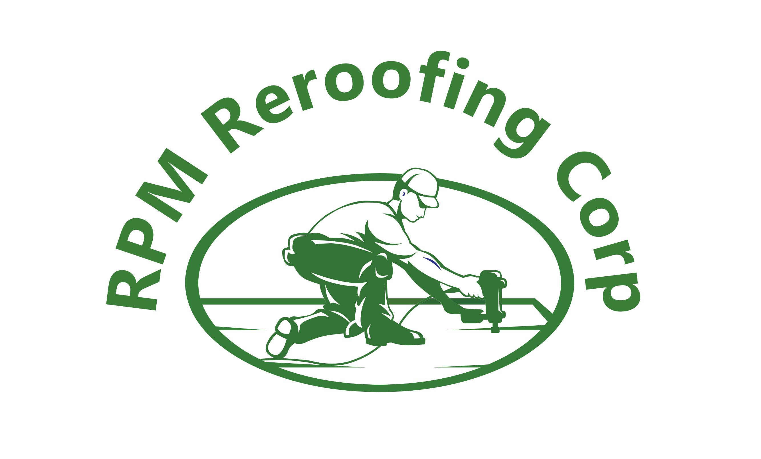 RPM Reroofing Corp Logo