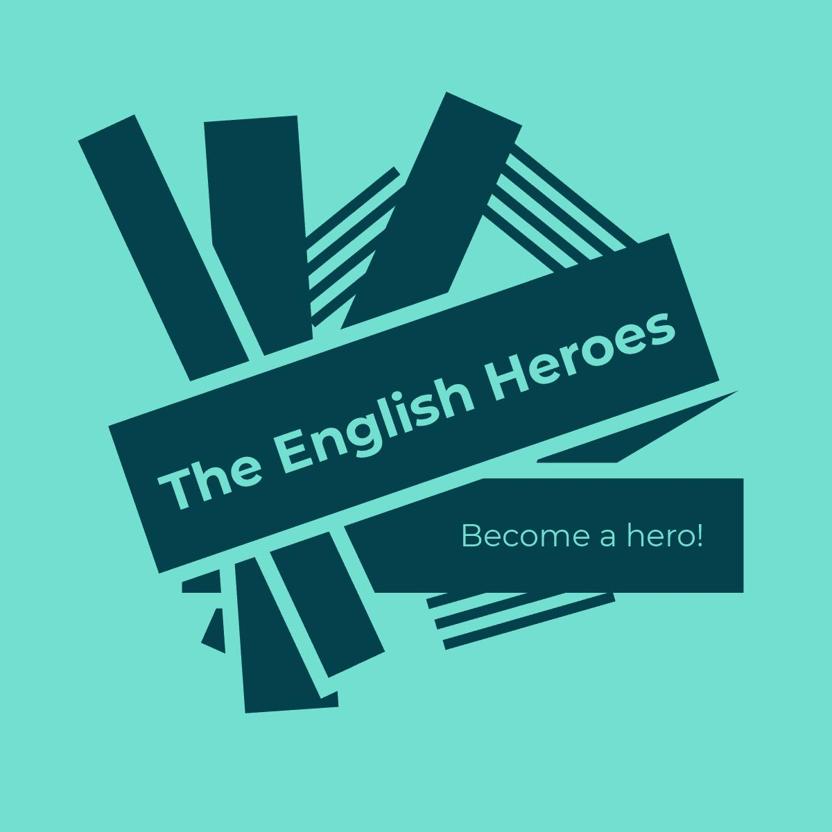 The English Heroes Logo