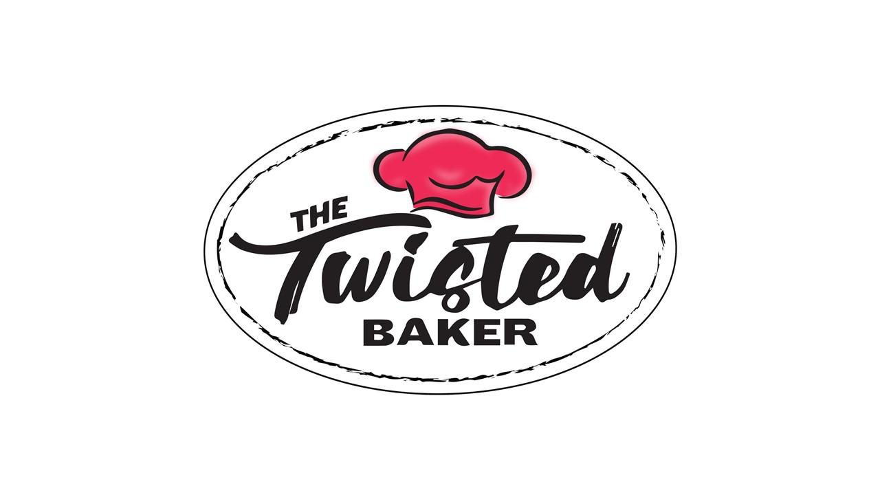 The Twisted Baker Logo