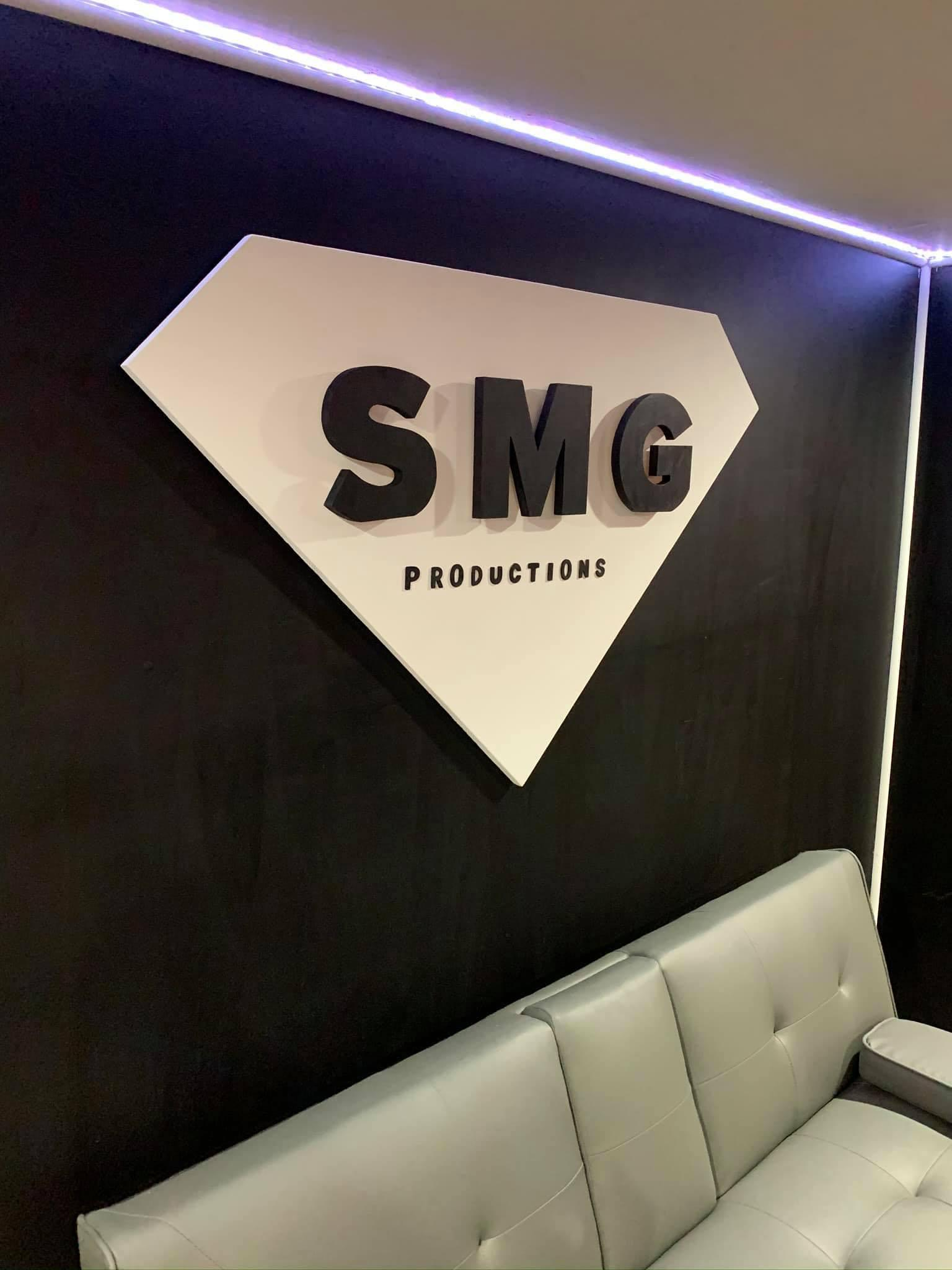 SMG Productions Mn Logo