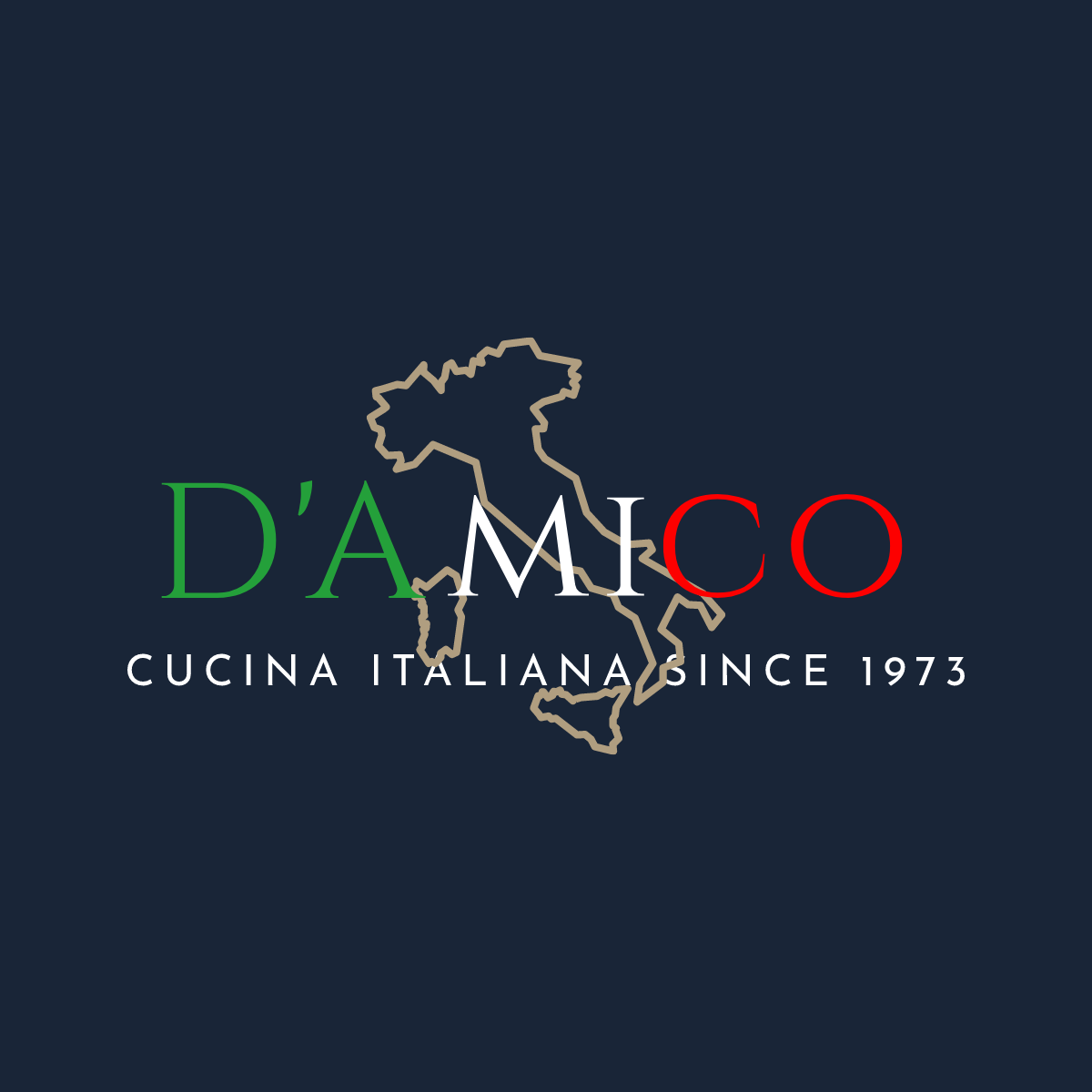 D'Amico Group Logo